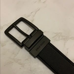 New Cole haan reversible belt